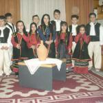 τα χορευτικά τμήματα 2011-2012