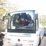 το λεωφορείο μας