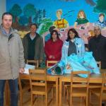 Επίσκεψη στο «Εκκλησιαστικό Γηροκομείο»  και στον «Σύλλογο Γονέων, Κηδεμόνων και Φίλων ατόμων με αυτισμό Ν. Κοζάνης