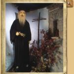 ο Άγιος Κοσμάς σε κέρινο ομοίωμα (Μουσείο Βρέλλη-Ιωάννινα)