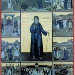 παραστάσεις από τον βίο του Αγίου